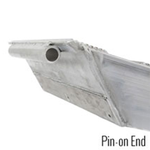Pin-on ends